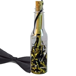 Black Tie Message In A Bottle