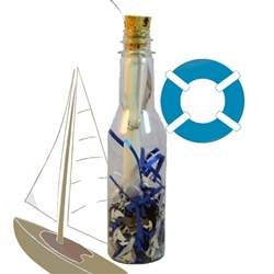 Sail Away Message In A Bottle